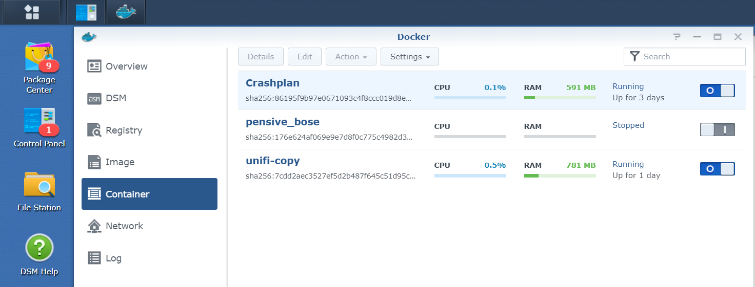 Make your home smarter: Unifi controller docker image not