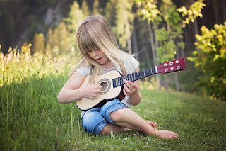 Image: Child Playing Guitar, by Petra/Pezibear on Pixabay