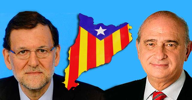 Rajoy y Fernández Díaz