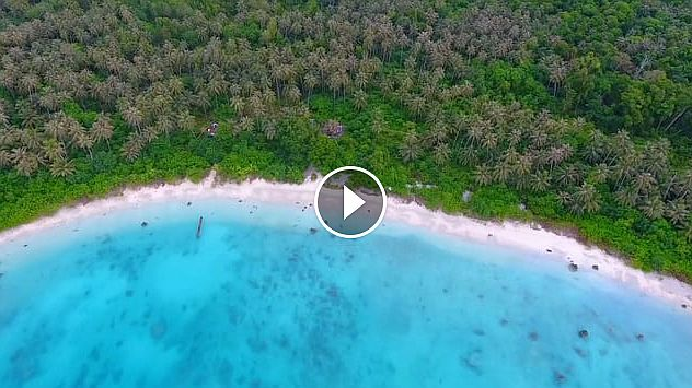 Drone video surfing magic Mentawai recap 2016