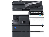 Konica Minolta bizhub C558 Drivers Download