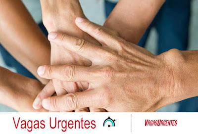 vagas urgentes
