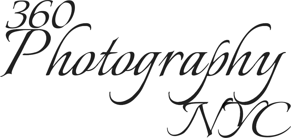 360 Photography NYC logo