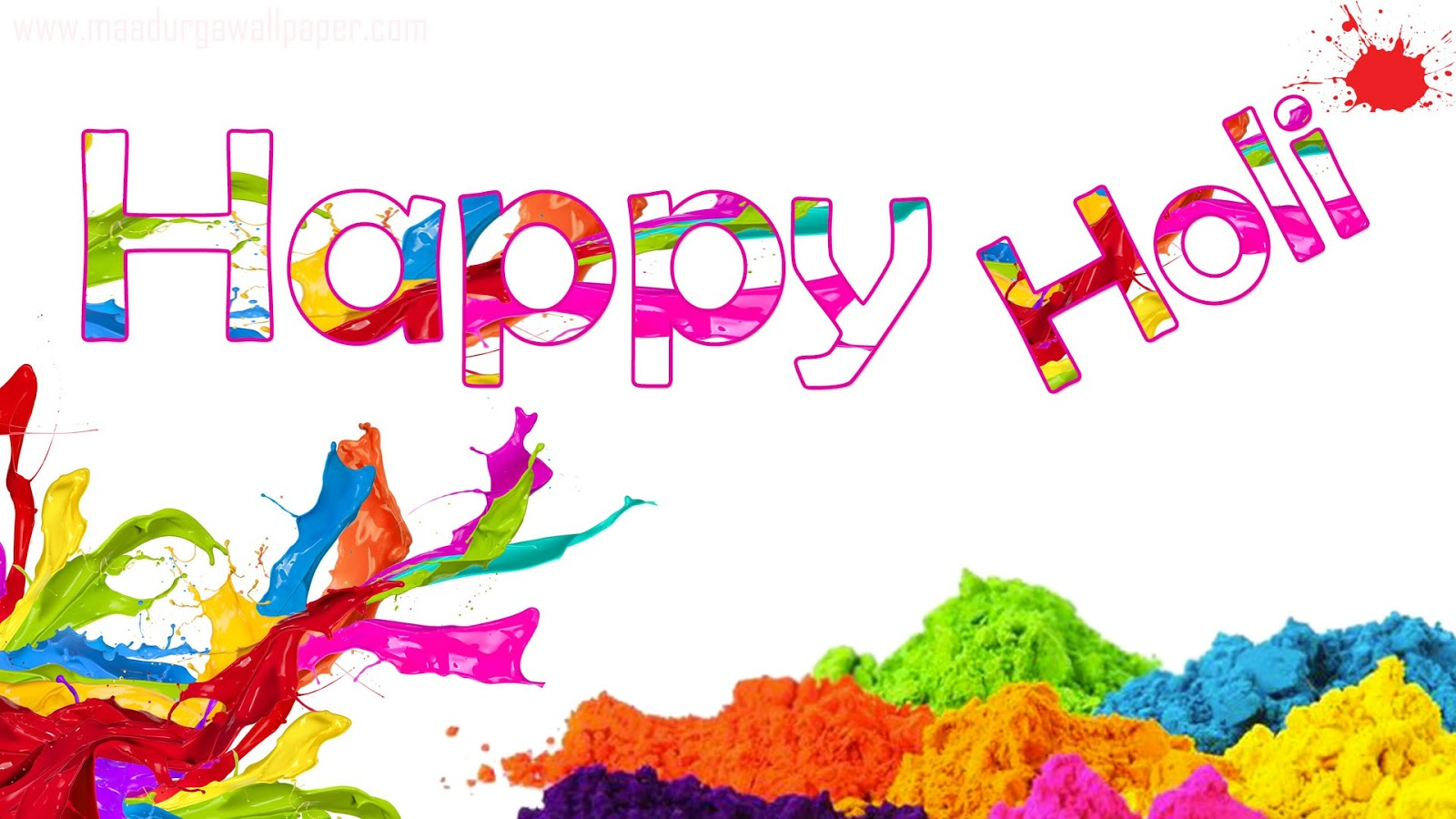 Happy Holi 2019 SMS in Telgu, Wishes, Greetings, Wallpaper