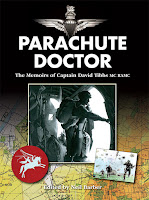 Parachute Doctor by Neil Barber, published by Sabrestorm Publishing