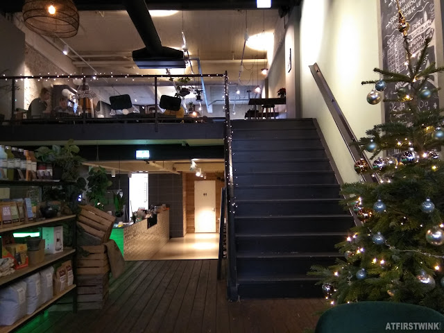 Anne & Max Rotterdam interior Christmas