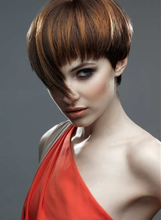 Trends Hairstyle Haircuts 2013 Short Hair Color Ideas