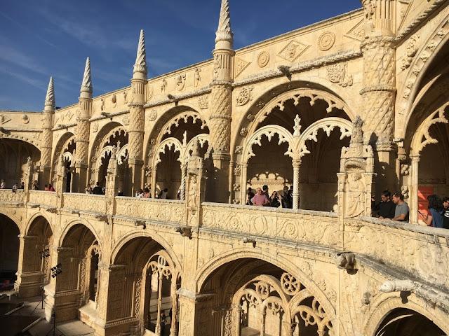 Claustro do Mosteiro dos Jerónimos - 1º andar