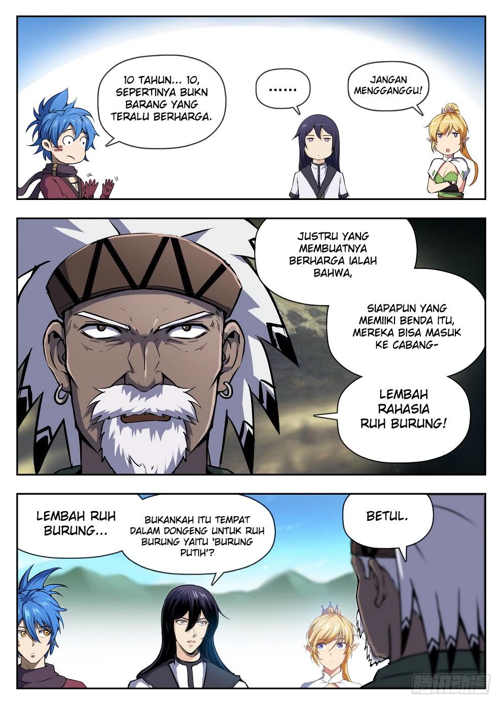 Manga Hunter Age Chapter 221 gambar ke-12