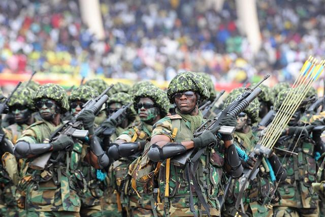 Ghana commits 200 troops as ECOWAS readies for Gambia showdown