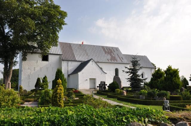 Kościół romański w Jelling