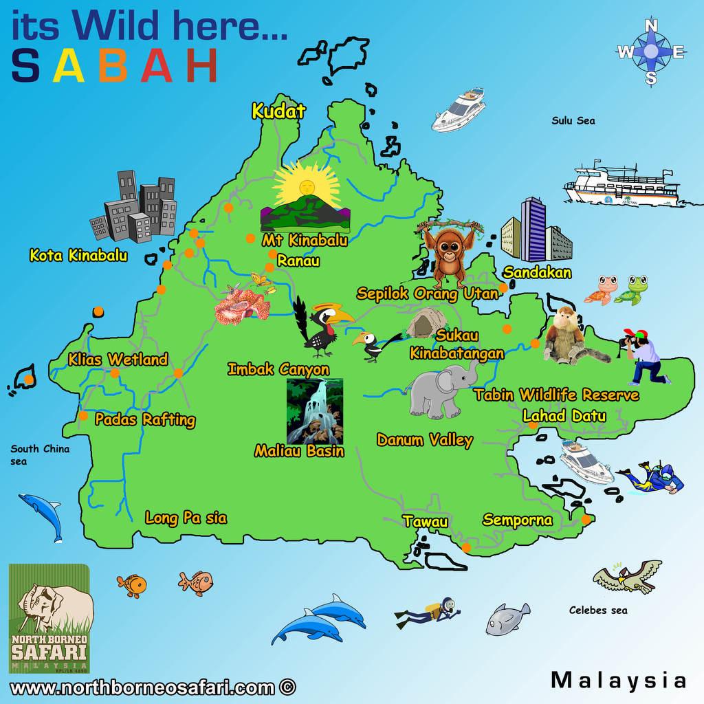 Lankayan Island: Welcome To AntonyLimBlogspot... : History Of Sandakan