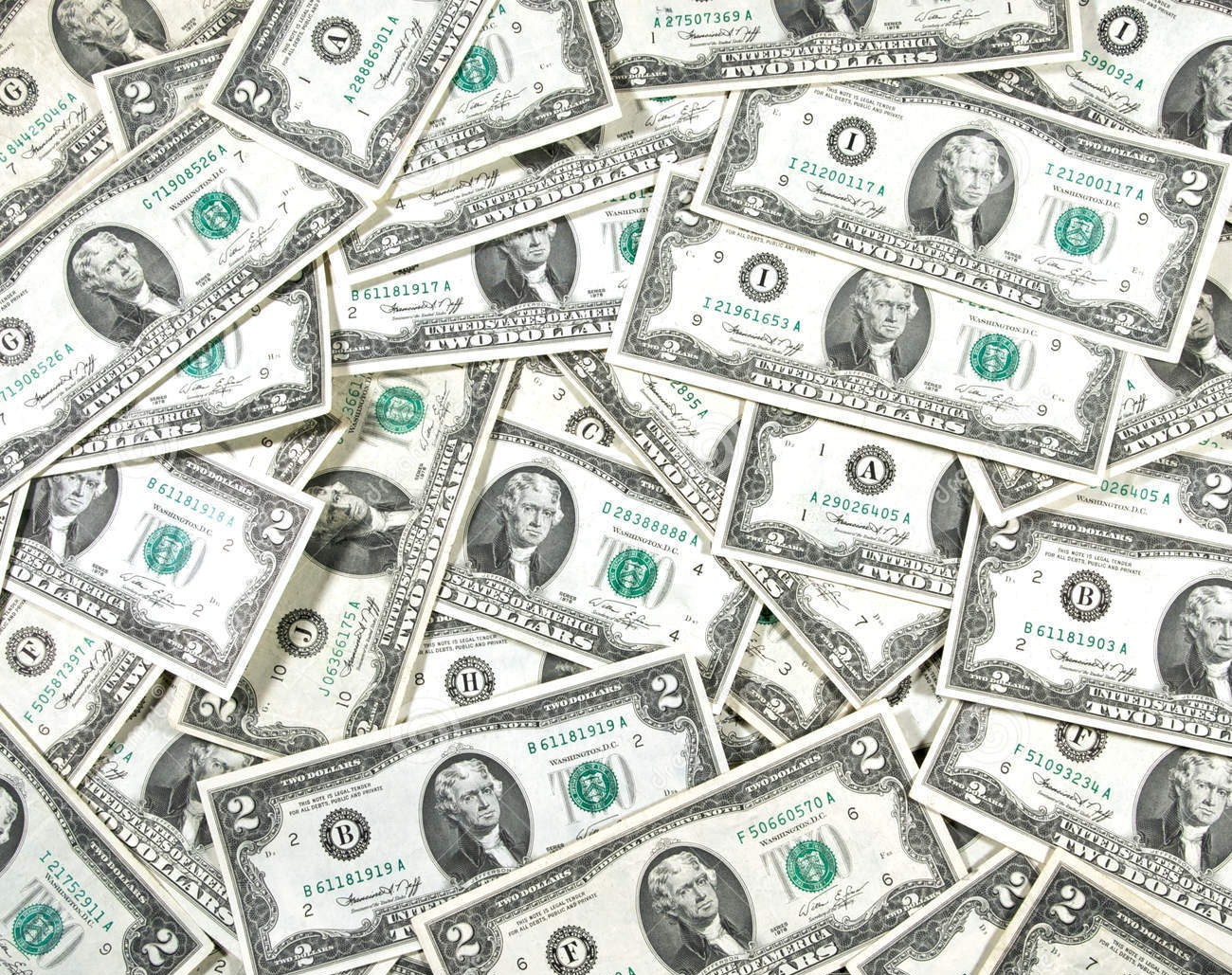 Jared Unzipped: Your Two Dollar Bill Is Worth Two Dollars