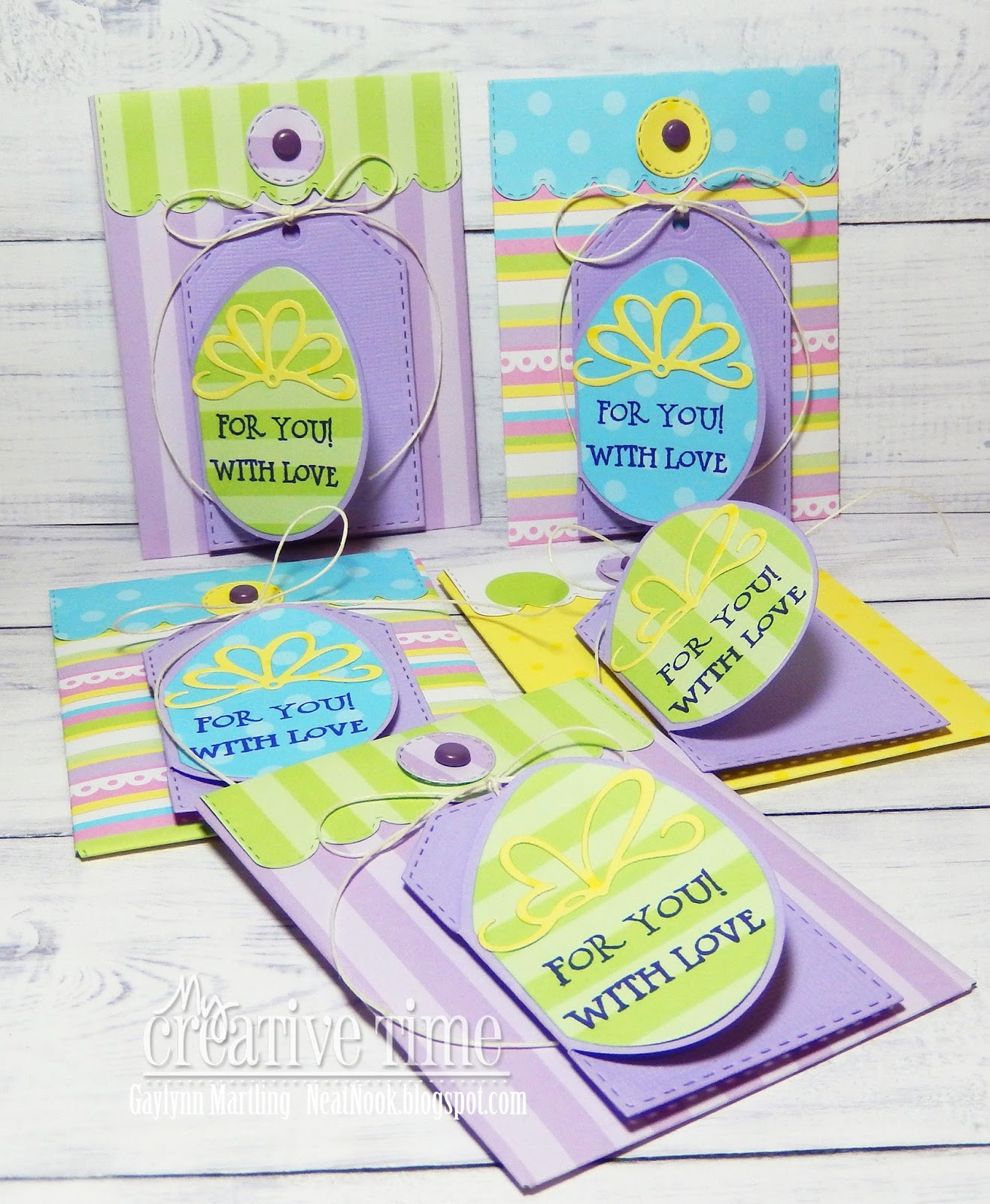 Neat nook creations easter egg gift tag mct 76th edition release friday february 16 2018 negle Image collections