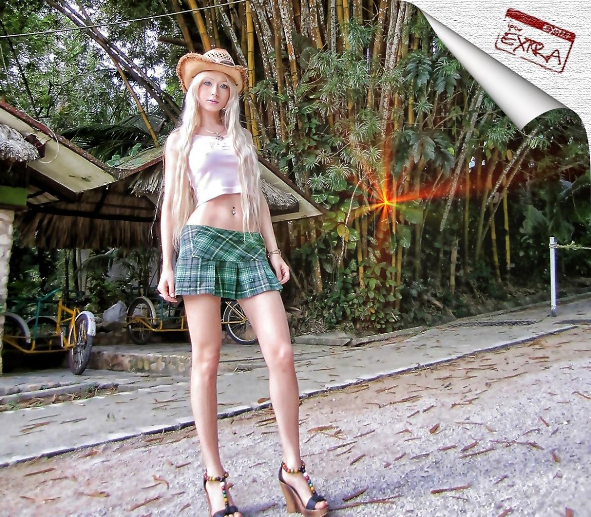 Barbie Püppchen Macht Es Anal