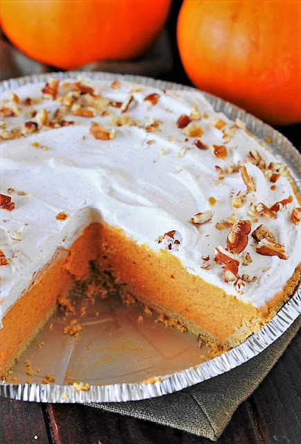Easy No-Bake Pumpkin Cream Pie Image