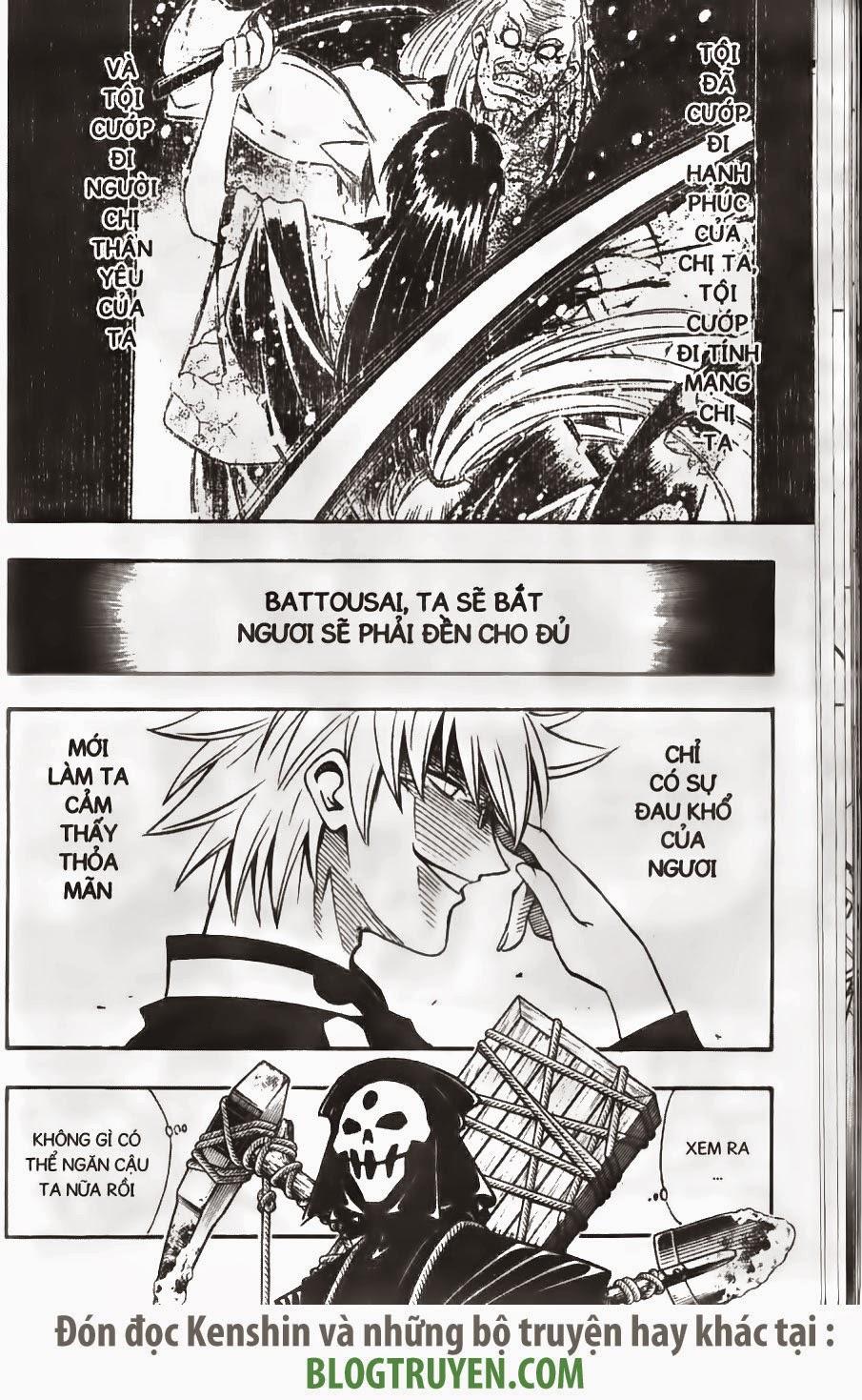 Rurouni Kenshin chap 181 trang 5