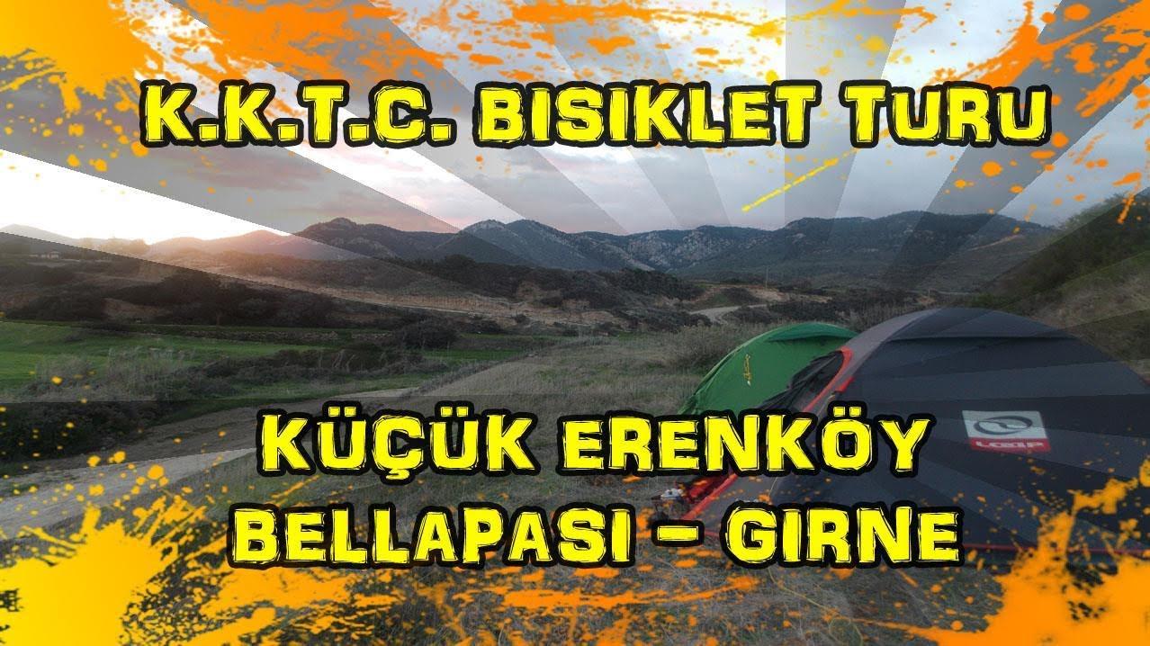 2018/12/24 K.K.T.C. Bisiklet Turu - Küçük Erenköy ~ Bellapais Manastırı ~ Girne