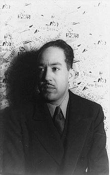 Ode to Langston Hughes by Jhantu Randall