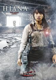 Attack on Titan Live Action 2015 Watch full Japanese  movie online
