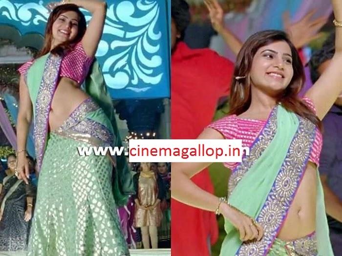 120+ Most Beautiful Saree Images Of Samantha Akkineni in Saree Pics