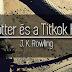 J. K. Rowling: Harry Potter és a Titkok Kamrája