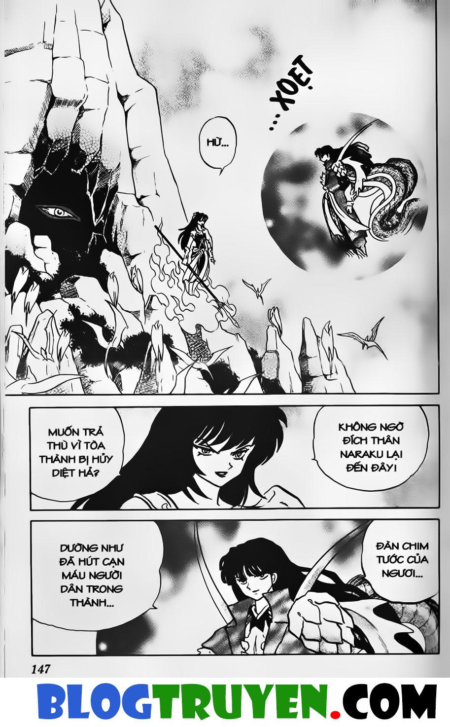 Inuyasha vol 32.8 trang 18