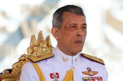 Thailand's King Rama X