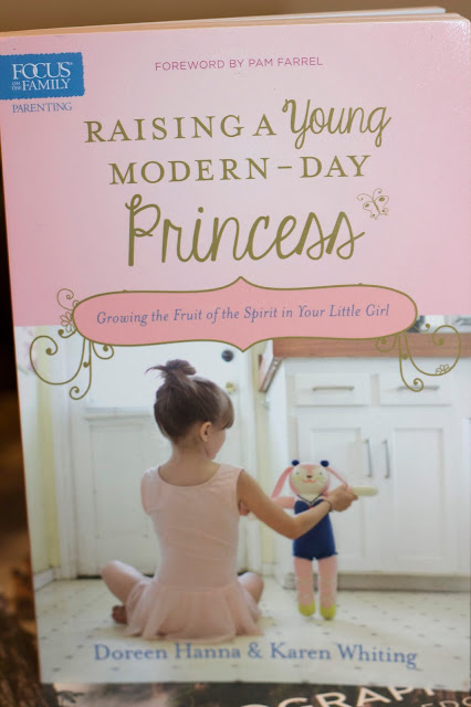 Book Review: Raising a Young Modern-Day Princess by Doreen Hanna & Karen Whiting