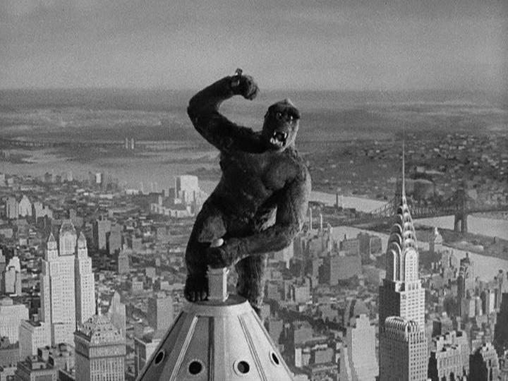 Gorilla Empire State Building