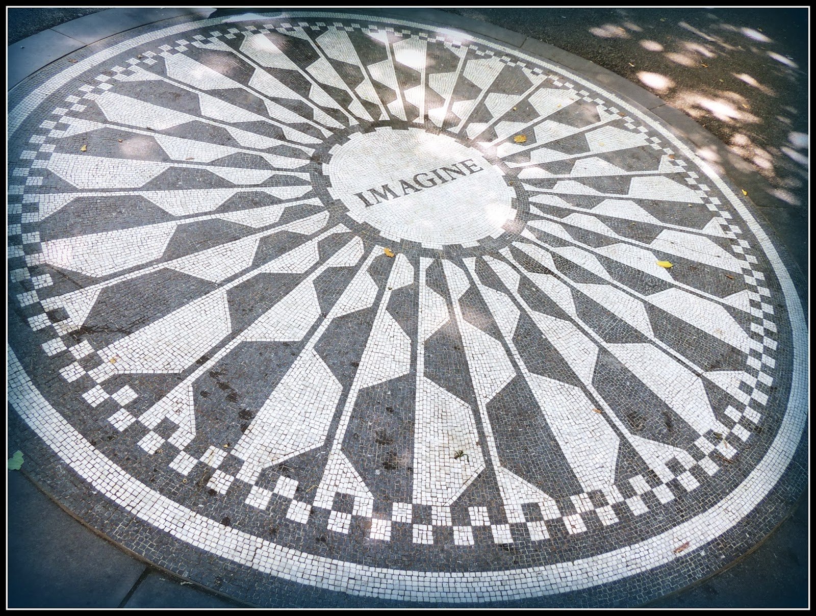 NY en 3 Días: Strawberry Fields en Central Park