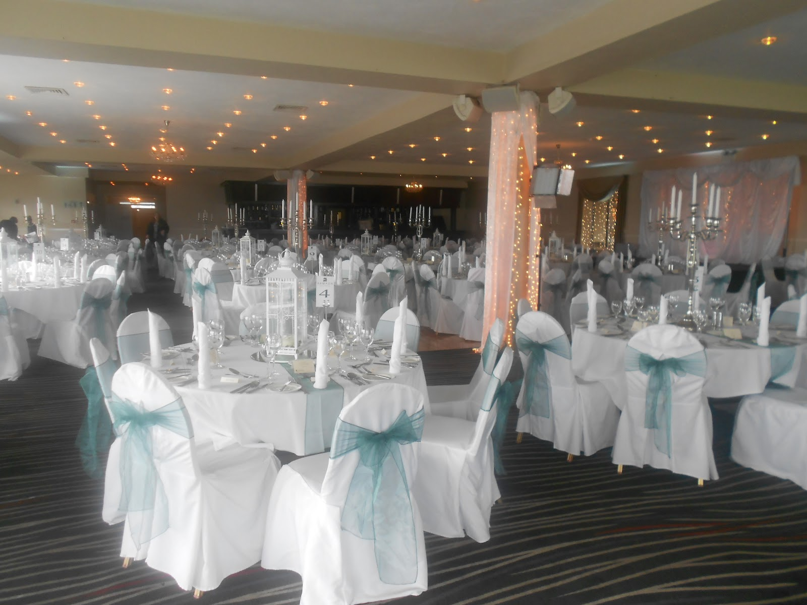 Wedding Chair Covers Galway Toddler Leather Recliner Mac's Flowers, The Flower Specialist, County Clare: Cover Packages