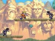 لعبة مغامرات ناروتو Naruto Battle Grounds