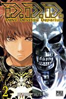 Misen Tokugawa, Pika Édition, Manga, Critique Manga, Devil Devised Departure,