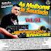 CD  DJ JEFFERSON SANCHES AS MELHORES DA SAUDADE (EDIÇÃO ESPECIAL 2017)