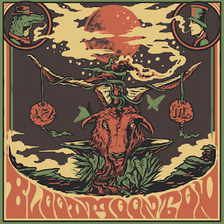 FREE ALBUM for 420 🌿☀️ BLOOD MOON GOD from Fuzzy Cracklins Presents