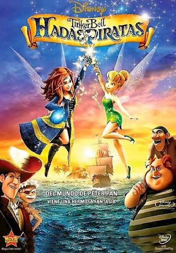 Tinker Bell Hadas y Piratas DVDRip Latino