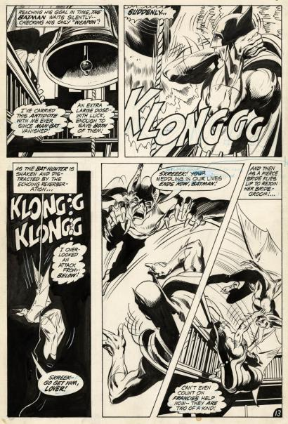 Artist's Showcase: Neal Adams