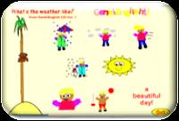 http://www.genkienglish.net/weathergame.htm