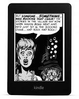 Amazon Kindle: come leggere in modo semplice i fumetti con l'ebook reader