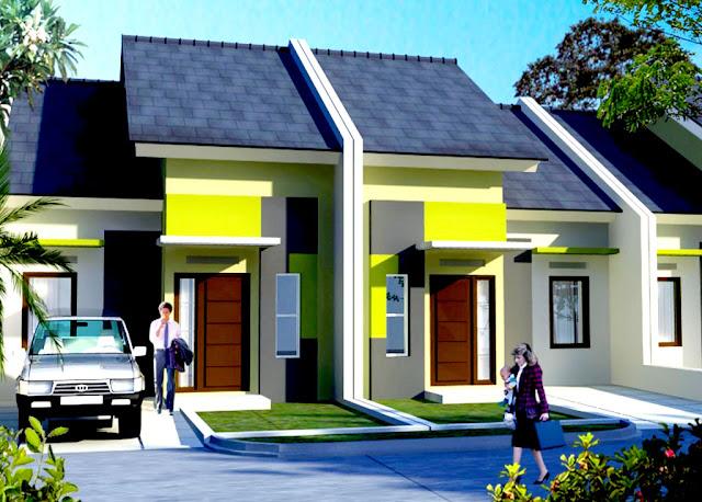 6 Desain Rumah Minimalis Type 36