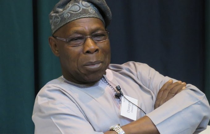 Obasanjo's movement has adopts political party
