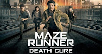 Maze Runner 3 : The Death Cure Movie Review