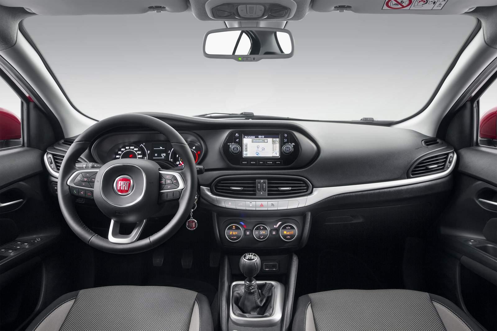 Novo Fiat Tipo 2017 SW