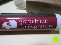 Grapefruit: LIPPENPFLEGESTIFT Einzigartig erfrischende Düfte (4-er Packung) - Lippenpflege die trockene Lippen repariert und Feuchtigkeit verleiht. 100% aus natürlichem Bienenwachs Lippenbalsam. Hergestellt in USA von Beauty by Earth