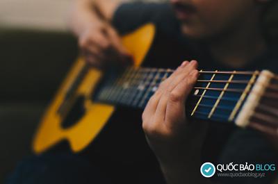 Các Thế Bấm Khác Nhau Của Một Hợp Âm Guitar