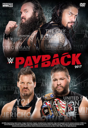WWE Payback 2017 PPV Full Episode Free Download