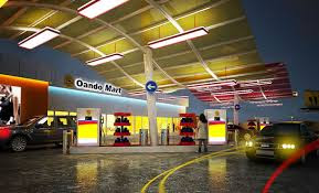 Oando filling station