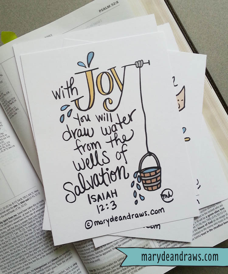The Joy Source Free Printable Scripture Cards