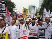 50 Ribu Umat Islam Solo Berangkat ke Jakarta Aksi Damai 212